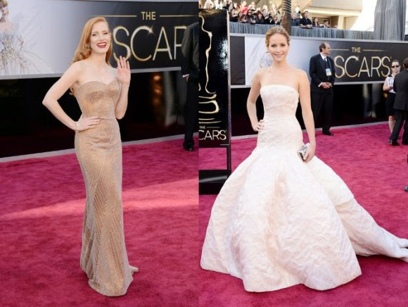 2013 Oscars Best Dressed: The Definitive Analysis