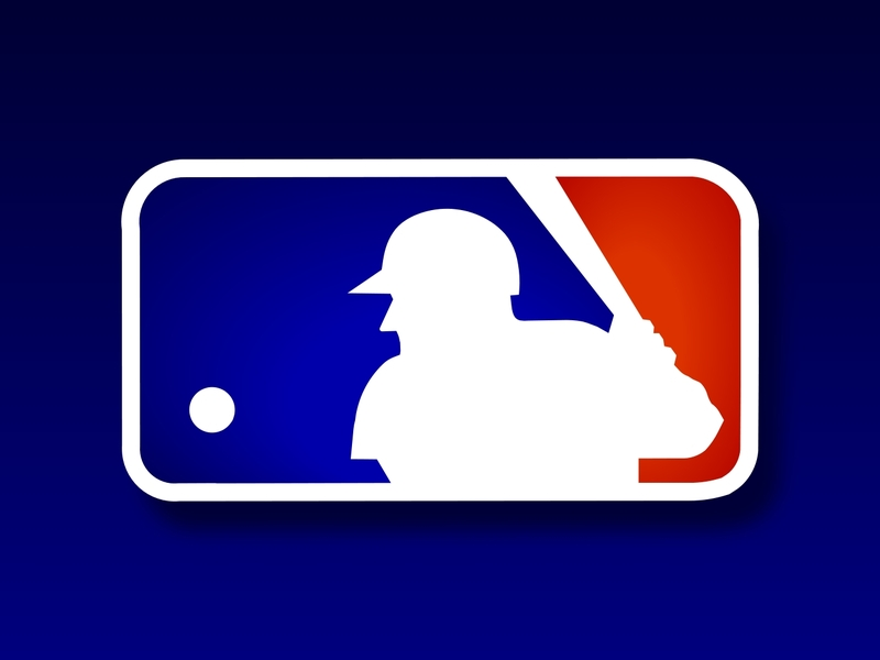 Major league baseball mlb logo 1