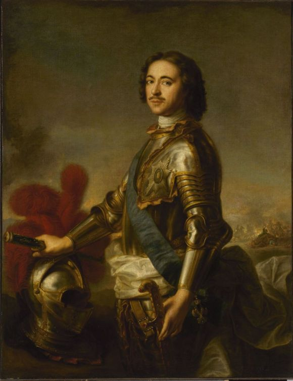 Peter the Great at the Hermitage Amsterdam, and Netherlands-Russia Year