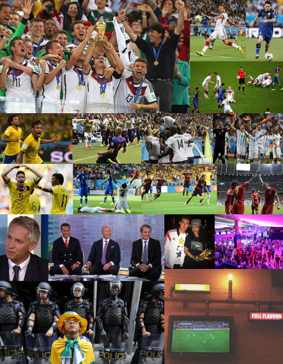 A Sporting and Cultural History of the 2014 World Cup